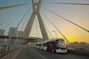 Ônibus Viação Campo Belo