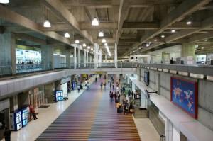 Aeroporto Internacional Simón Bolívar, na Venezuela