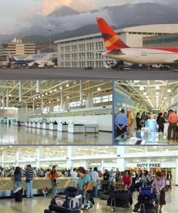 Maior aeroporto da Venezuela cobrará taxa extra por ar condicionado