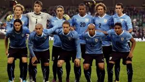 Seleção Uruguai