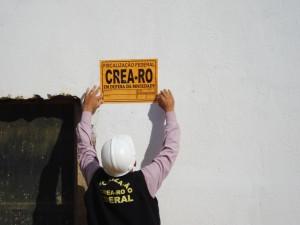 Empresas de refrigeração de Rondônia são fiscalizadas pelo CREA-RO