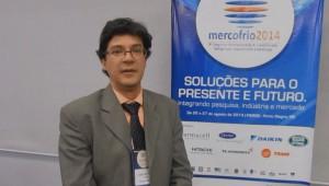 Leonilton Tomaz Cleto, Presidente da ASHRAE Brasil Chapter.