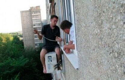 Testando-a-força-da-condensadora,-literalmente!