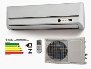 Ar-condicionado e outros aparelhos eficientes podem garantir até R$1.200,00 de economia de energia ao ano