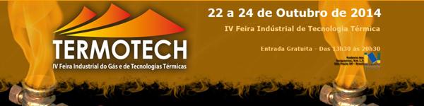 De 22 a 24 de outubro acontece a Termotech em São Paulo