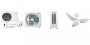 Ar-Condicionado, circulador, ventilador ou climatizador, qual é a melhor escolha para o meu ambiente?