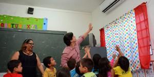 """Projeto """"Bons Ventos"""" climatizará todas as escolas Municipais de Corumbá/MS"""