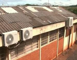 Cadeia de Marilândia do Sul no Paraná recebeu sistema de climatização em 2014