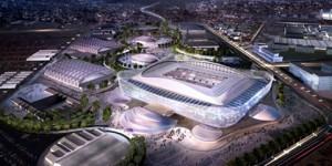 O quinto estádio divulgado para a Copa do Mundo no Qatar terá ar-condicionado
