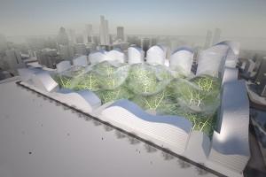 Bolhas de plástico gigantes podem amenizar o impacto ambiental na China