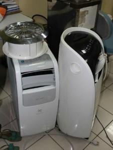 Celas da cadeia Vidal Pessoa tinham aparelhos de ar-condicionado portáteis