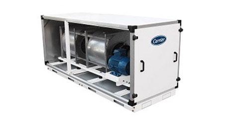 Novas evaporadoras para Ecosplit da Carrier possuem a maior capacidade do mercado