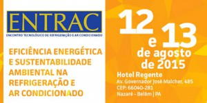 12/08 - O próximo ENTRAC será realizado em Belém/PA