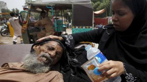 Forte onda de calor mata mais de mil pessoas no Paquistão