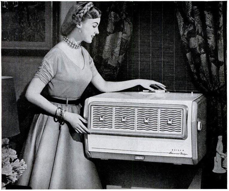 Mesmo sendo pesado comparado aos modelos de agora, o ar-condicionado era um aparelho de luxo na época