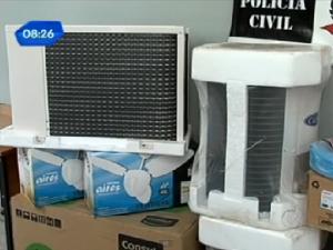 Quadrilha do ar-condicionado é descoberta em Ribeirão Preto SP