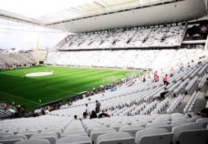 Gramado climatizado é um dos aliados ao bom desempenho do Corinthians em 2015