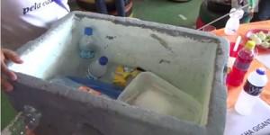 Estudantes do Acre desenvolvem ar-condicionado caseiro