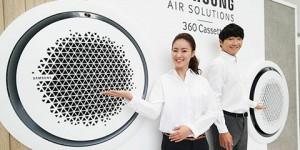 Cassette 360, o primeiro com corrente de ar circular, é lançado pela Samsung