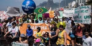 Marcha pelo Clima no Rio de Janeiro