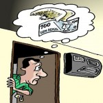 Para consumir menos energia o ideal é desligar se for sair do ambiente por pouco tempo e voltar a ligar quando retornar?