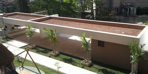 Argila expandida melhora o conforto térmico no interior das construções