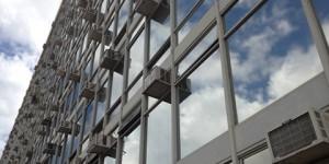 Aproveitamento de calor do sistema de ar condicionado é aplicado ao aquecimento de água