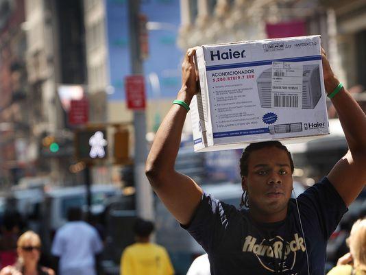 Brasileiros de baixa renda que vivem em Nova Iorque podem ganhar ar-condicionado do governo