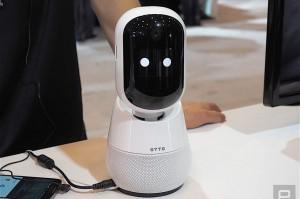 Conheça Otto: O robô inteligente da Samsung que controla até o ar-condicionado