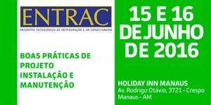 15/06: Próximo ENTRAC será realizado em Manaus