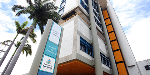 Sistema de climatização de Hospital de Fortaleza é modernizado depois de 21 anos