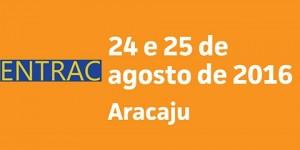 24/08: Encontro Tecnológico de Refrigeração e Ar Condicionado (ENTRAC) em Aracaju/Se