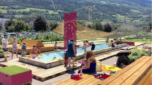 Projetos de adaptação às mudanças climáticas são implantados na Suíça