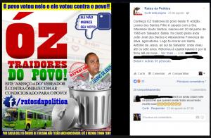 """Vereadores de Teresina são chamados de """"traidores do povo"""" por votarem contra o ar condicionado em ônibus"""