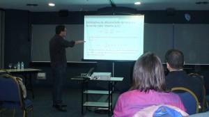"""""""Determinação da Temperatura Interna, condutividade e Difusividade Térmica de superfícies Aquecidas"""" - Prof. Bruno Henrique Mulina"""