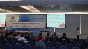 Ações no Setor de Serviços de Refrigeração Comercial em Supermercados para a Redução dos Vazamentos de HCFC-22 – Stefanie Von Heinemann (Giz/Proklima)