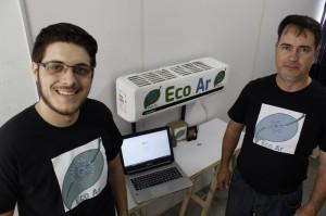 Economia de energia com o ar-condicionado: novo sistema é criado em SC