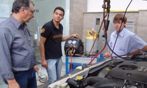 Abertas as inscrições para o Curso de Ar Condicionado Automotivo em Santa Catarina