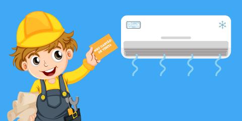 cartao de visita ar condicionado