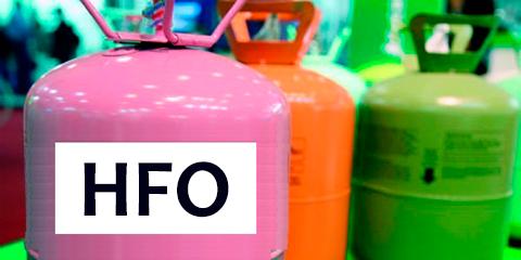 HFO-fluido-refrigerante