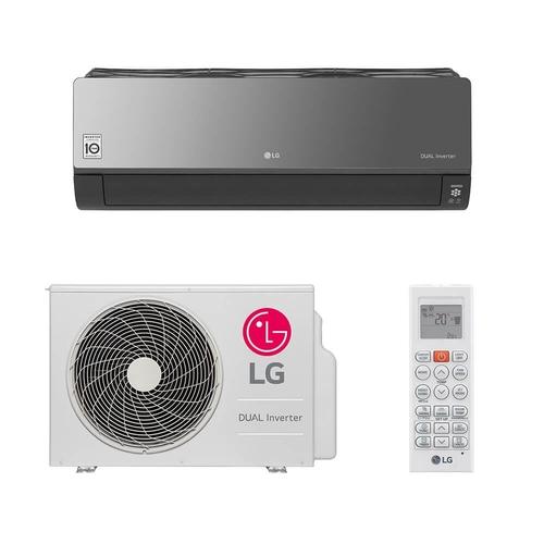 Ar Condicionado Split 18000 BTU Quente/Frio Dual Artcool - Inverter - LG - 220v - S4-W18KLRPA