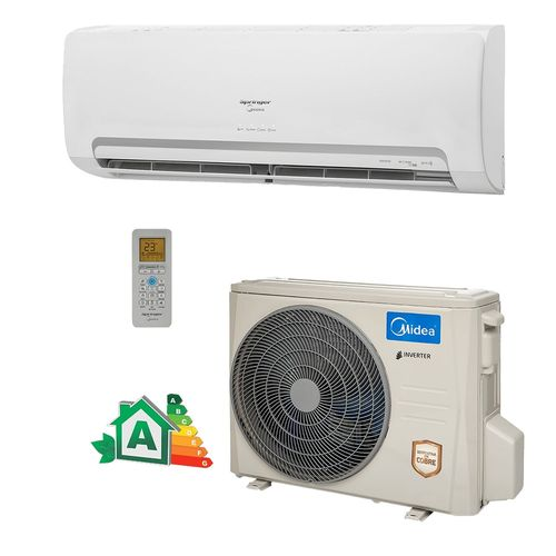 Ar Condicionado Split 18000 BTU Quente Frio - Inverter - SPRINGER MIDEA - 220v - 42MBQA18M5