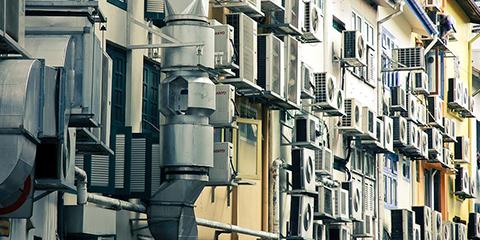 Consumo de condicionadores de ar triplicará até 2050