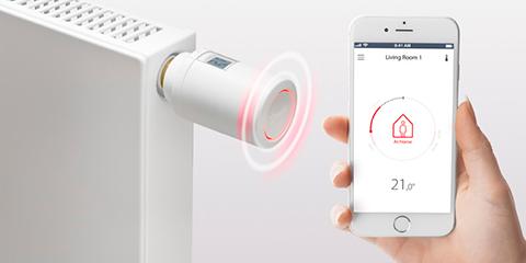 Danfoss-Eco-termostato
