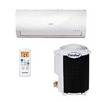Ar Condicionado Split 9000 BTU COMFEE condensadora pequena