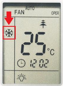 controle-ar-condicionado-modo-friocontrole-ar-condicionado-modo-frio