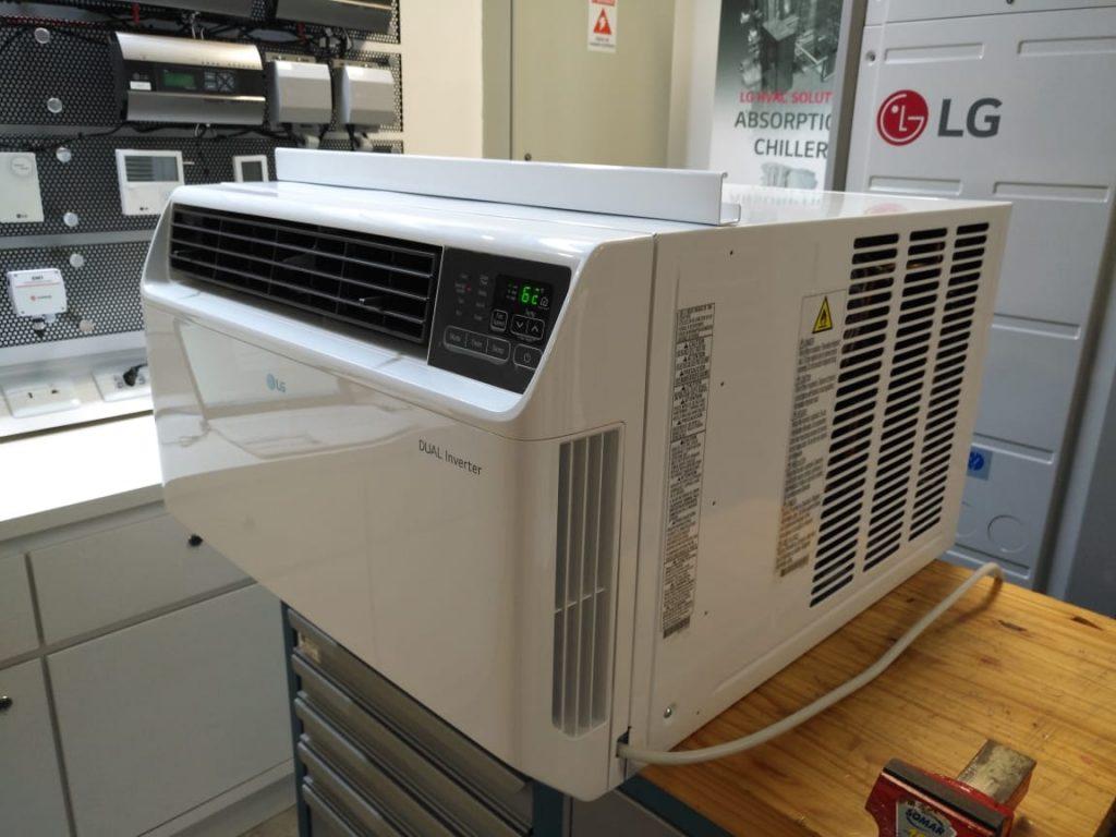 Ar-Condicionado Janela Dual Inverter LG