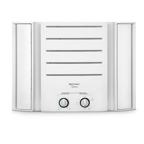 Ar-Condicionado Janela 10000 BTUs Quente e Frio - SPRINGER MIDEA - 220v - QQI105BB