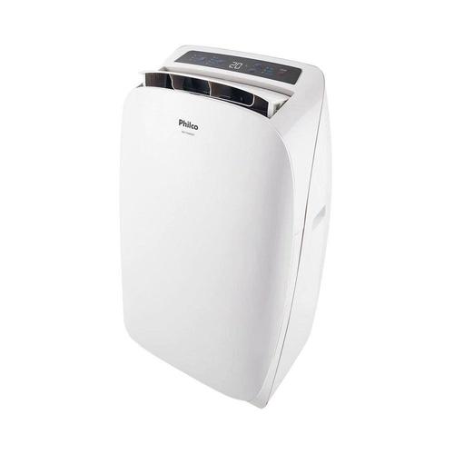 Ar-Condicionado Portátil 11000 BTUs Quente e Frio - PHILCO - 220v - PAC11000QF2