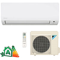 Ar Condicionado Split 12000 BTU Quente/Frio - Inverter - DAIKIN - 220v - FTH12P5VL